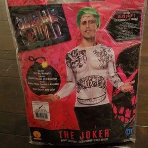 Suicide Squad The Joker Halloween Costume